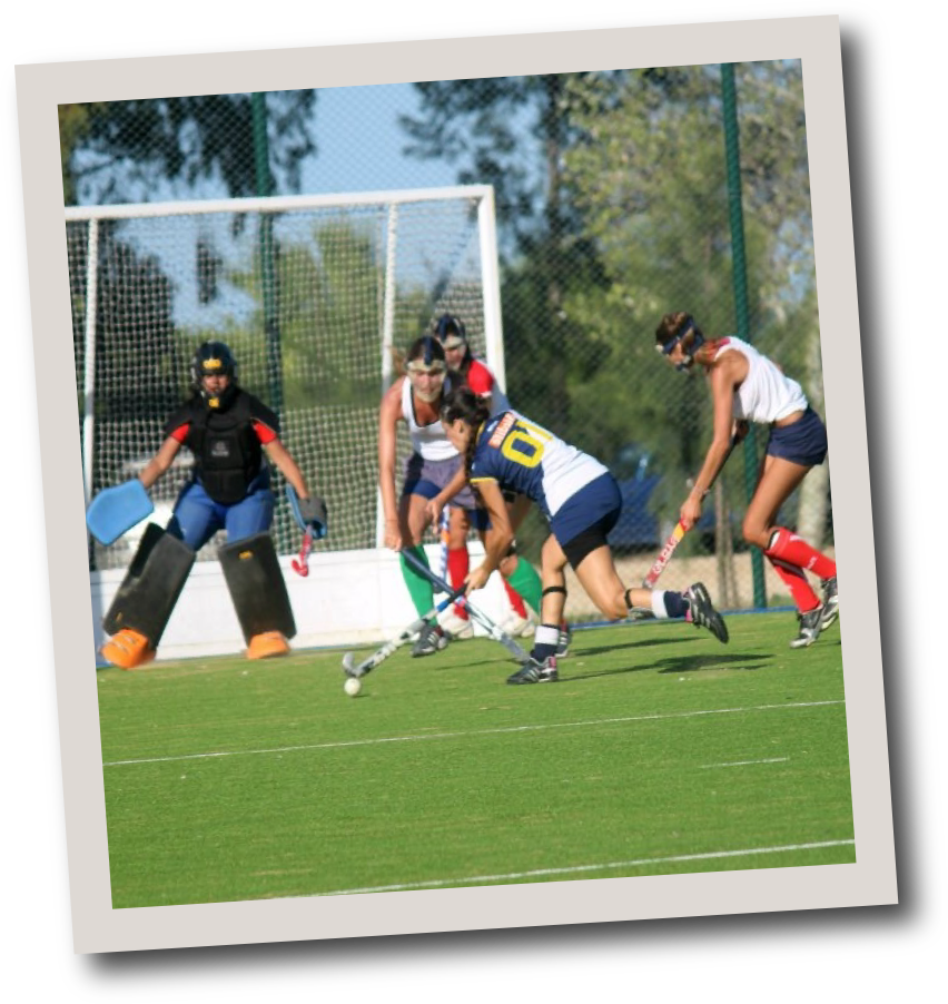 Hockey en Club Champagnat